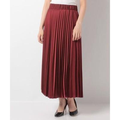 Leilian / レリアン ロングプリーツスカート