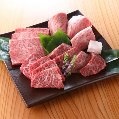 スギモト 黒毛和牛希少部位焼肉食べ比べ