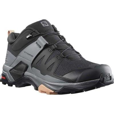 サロモン Salomon レディース ハイキング・登山 シューズ・靴 X Ultra 4 Shoe Black/Quiet Shade/Sirocco