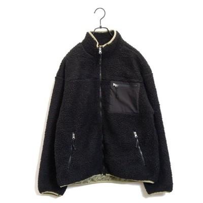 ジャケット ブルゾン JE-CORISCO-ボアスタンドブルゾン