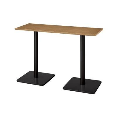 送料無料 ロンナ 会議テーブル NN-1505BHR T2/BK jtx 662965 プラス