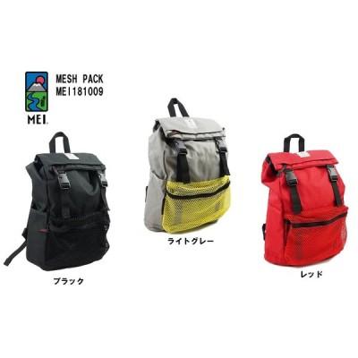 MEI(メイ) バックパック「MESH PACK」MEI181009