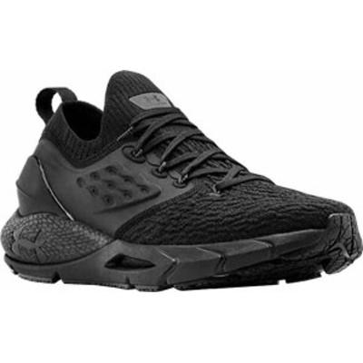 アンダーアーマー メンズ スニーカー シューズ Men's Under Armour Hovr Phantom 2 Running Sneaker Black/Black/Black