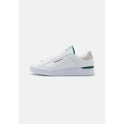 リーボック スニーカー メンズ シューズ AD COURT UNISEX - Trainers - footwear white