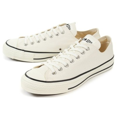 converse(コンバース) CANVAS ALL STAR J OX(キャンバス オールスター J オックス) 32167430 ホワイト