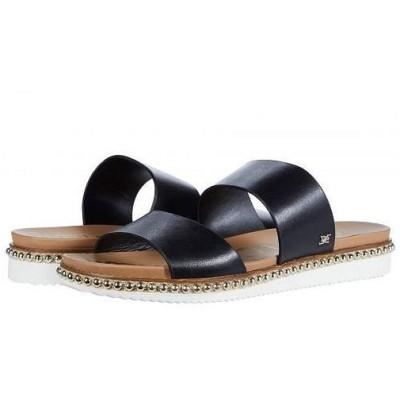 Sam Edelman サムエデルマン レディース 女性用 シューズ 靴 サンダル Asha - Black Vaquero Saddle Leather
