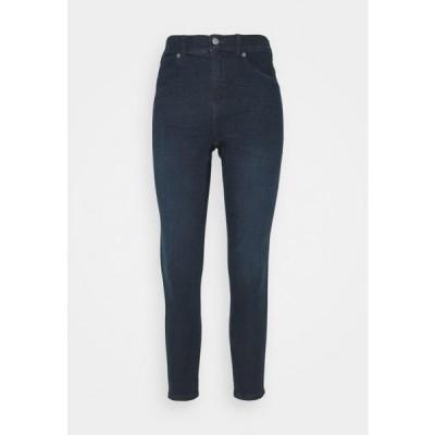 ドクターデニム レディース ジーンズ PLENTY - Jeans Skinny Fit - plum blue