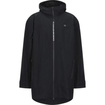 カルバンクライン CALVIN KLEIN PERFORMANCE メンズ コート アウター full-length jacket Black