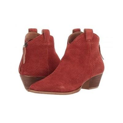 Dingo ディンゴ レディース 女性用 シューズ 靴 ブーツ アンクルブーツ ショート Kuster - Rust Suede
