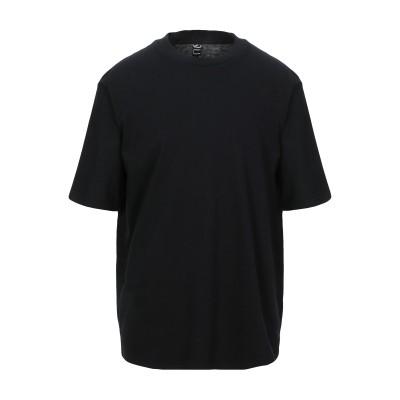 OUTHERE T シャツ ブラック M コットン 100% T シャツ