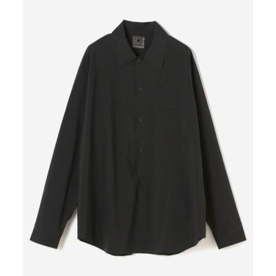 シャツ ブラウス 【CONVERSE TOKYO DAY TRIP】EASY CRINCLE レギュラーカラーシャツ-1