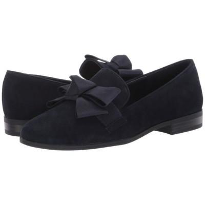 バンドリーノ Bandolino レディース ローファー・オックスフォード シューズ・靴 Lomb 2 Dark Blue
