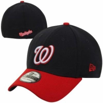 New Era ニュー エラ スポーツ用品  New Era Washington Nationals Navy MLB Team Classic Alternate 39THIRTY Flex Hat