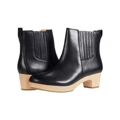 Madewell レディース 女性用 シューズ 靴 ブーツ チェルシーブーツ アンクル Benny Clog Bootie - True Black