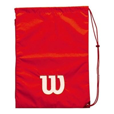 Wilson(ウイルソン) 2層式ランドリーバッグ レッド WTABA35RD
