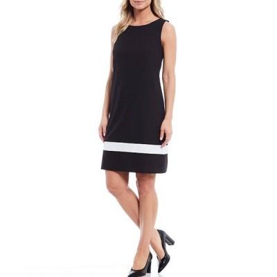 プレストンアンドヨーク レディース ワンピース トップス Gail Colorblock Sleeveless Dress