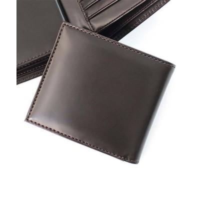 KAZZU / [ZARIO-PREMIO-/ザリオ-プレミオ-]  二つ折り財布 メンズ アドヴァン加工 牛革 ZAP-71102 MEN 財布/小物 > 財布