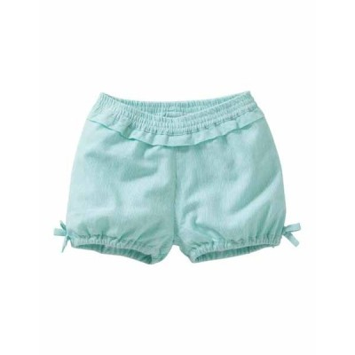 セール  50%OFF オイリリー ベビー キッズ  女の子 ショートパンツ ブルー 74 104サイズ