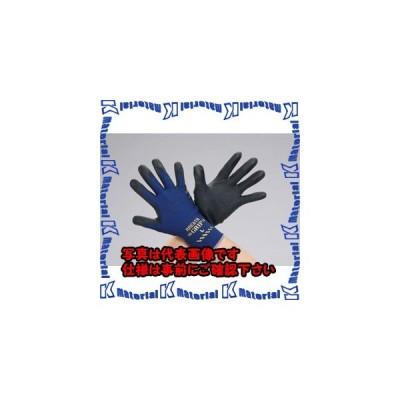 【代引不可】【個人宅配送不可】ESCO(エスコ) [L] 手袋(ナイロン、ポリエステル・ニトリルゴムコート) EA354GD-8A [ESC009367]