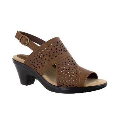 イージーストリート レディース サンダル シューズ Charleigh Slingback Sandals