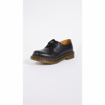 ドクターマーチン Dr. Martens レディース ローファー・オックスフォード シューズ・靴 1461 3 Eye Oxfords Black