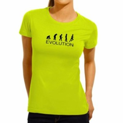 kruskis クルスキス ランニング&トライアスロン 女性用ウェア Tシャツ kruskis evolution-running