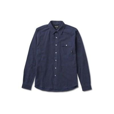 ボタンダウンシャツ ダイアモンド サプライ カンパニー Diamond Supply Co. Men's Radiant Buttondown Shirts Blue Clothing Apparel