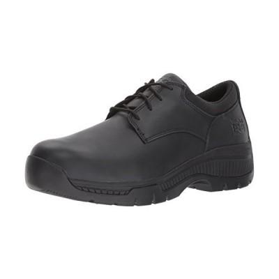 Timberland PRO メンズ Valor Duty Soft Toe Oxford-M US サイズ: 4 カラー: ブラック【並行輸入品】