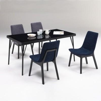 ダイニングテーブルセット 5点セット ダイニングテーブル 4人掛け 食卓 テーブル セット 食卓テーブル 代引不可