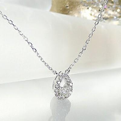 ファッション・ジュエリー・アクセサリー・レディース・ネックレス・ペンダント・ピンクゴールド・ダイアモンド・ダイヤモンド・K18・1