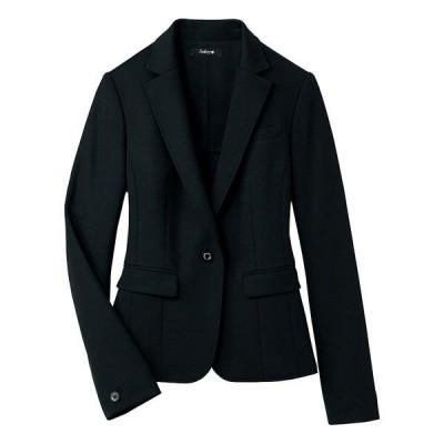 セロリー(Selery) ジャケット ブラック 9号 S-24850 1着(直送品)