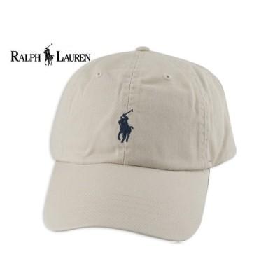 ☆RALPH LAULEN【ラルフローレン】CLASSIC CHINO CLASSICS'20 CAP  DOVE GREY ライトベージュ 18381