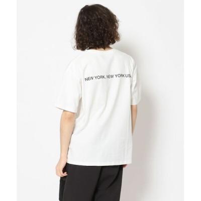 tシャツ Tシャツ Manhattan Portage (マンハッタン ポーテージ) Box Logo Short Sleeve Print T-Sh