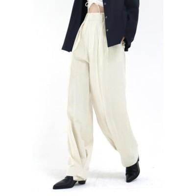 simplymood レディース パンツ rough pants