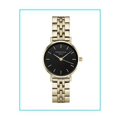 Rosefield Small Edit Womens Analog Quartz Watch with Stainless Steel Bracelet 26BSG-268【並行輸入品】