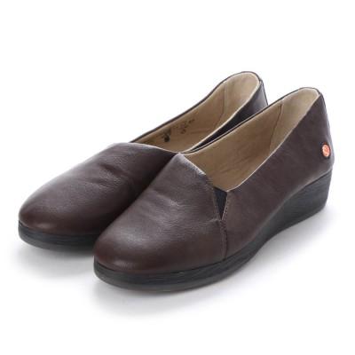 ヨーロッパコンフォートシューズ EU Comfort Shoes Softinos パンプス(900.416) (ブラウン)