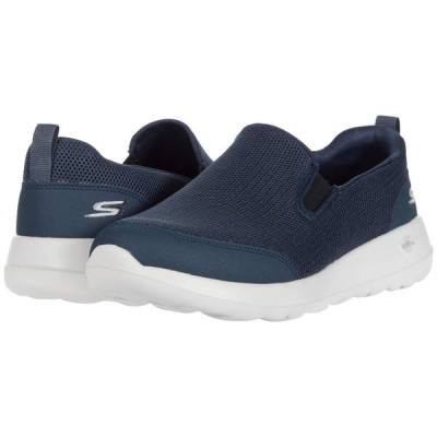 スケッチャーズ SKECHERS Performance メンズ スニーカー シューズ・靴 Go Walk Max - Clinched Navy
