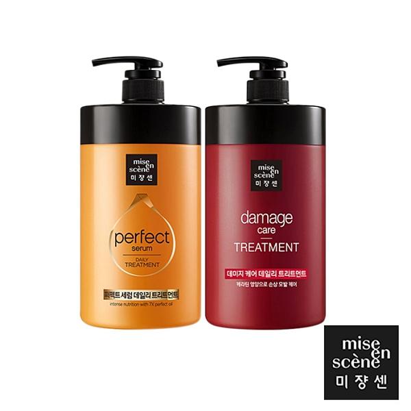韓國 Mise en scene 全效修護髮膜 1000ml 護髮 護髮膜 沙龍級護髮 沖洗式護髮