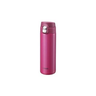 タイガー魔法瓶 ステンレスボトル 水筒 「サハラマグ」 (0.48L)MMJ-A048-PA パッションピンク SAHARA 夢重力 軽い マグ 清潔