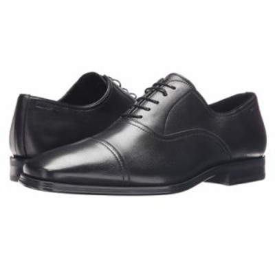 マグナーニ 革靴・ビジネスシューズ Mateo Lineo Merino Black