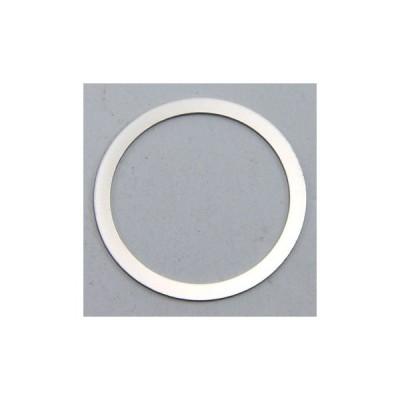 シムリング 1枚入 内径25Φmm 材質ステンレス(SUS304) 岩田製作所 BRS025030050