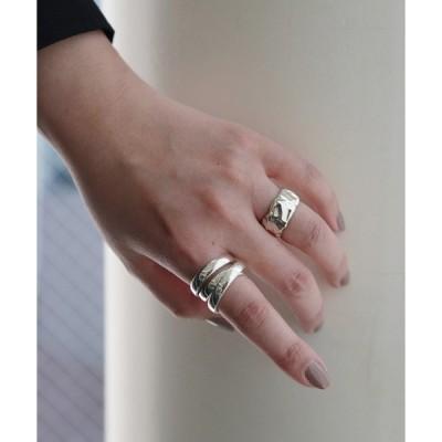 指輪 ハードロックリング(太)