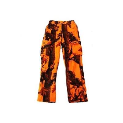 期間限定 特別価格 Lサイズ トップシューター オレンジ迷彩パンツ ハンティングパンツ 狩猟用 サバゲー