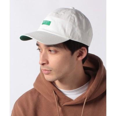 【マルカワ】【UNITED COLORS OF BENETTON】ベネトン ツイルローキャップ 帽子