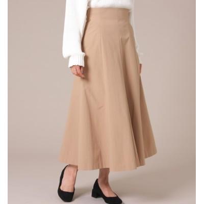【ティアラ/TIARA】 バックシャーリングスカート