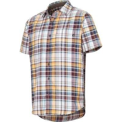 マーモット メンズ シャツ トップス Marmot Men's Syrocco SS Shirt