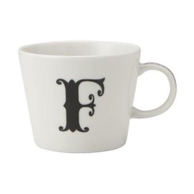 小倉陶器 アルファベット「F」 マグカップ (9170339)E17-097-01F IN101