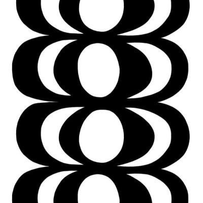 【3m〜リピ単位】【お取り寄せ】【あすつく非対応】【リピート指定】マリメッコ KAIVO カイヴォ Col.001 HW COTTON HWコットン