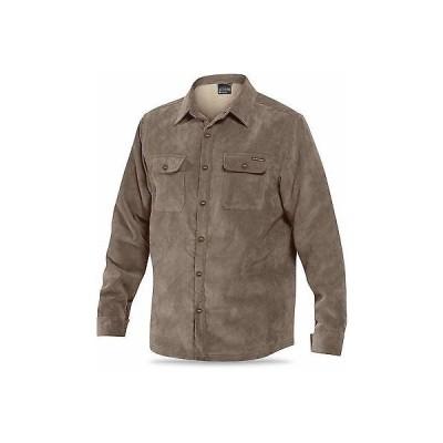 カジュアル シャツ Dakine Glenwood Sherpa Flannel Shirt メンズ ユニセックス Midlayer 2015 (Falcon, M)