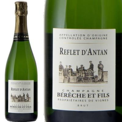 NV ルフレ ダンタン シャンパーニュ ベレッシュ エ フィス 正規品 シャンパン 白 辛口 750ml Champagne Bereche et Fils Reflet d'Antan Brut